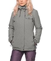 Aperture Heaven Grey 10K Snowboard Jacket