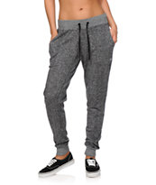 Aperture Honey Charcoal Speckle Jogger Pants