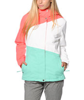 Aperture Pan Face Colorblock 10K Snowboard Jacket