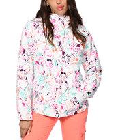 Aperture Pow Pow Geo 10K Snowboard Jacket