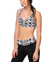 Aperture Stoegar Tribal Molded Sports Bra