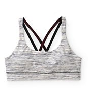 Aperture Tai Space Dye X-Back Sports Bra