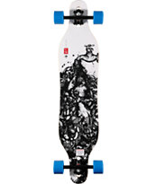 "Arbor Axis Bamboo 40"" Longboard Complete"