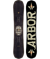 Arbor Black Element 159cm Snowboard