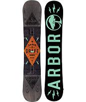 Arbor Draft 158cm Snowboard