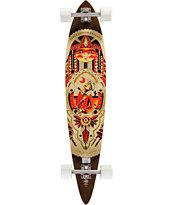 Arbor GT Artist Series 46 Pintail Longboard Complete