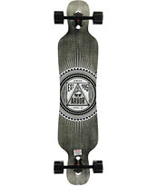Arbor Genesis 44 Drop Through Longboard Complete