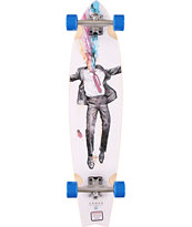 Arbor Mission GT 37 Zach Johnson Longboard Complete