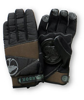 Arbor Signature Black Slide Gloves