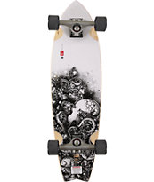 Arbor Sizzler Bamboo 31.75 Longboard Complete