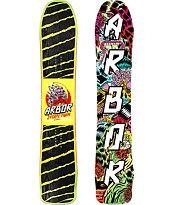 Arbor Zygote Twin 152cm Snowboard