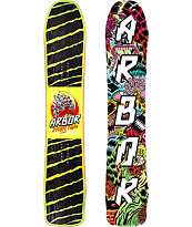Arbor Zygote Twin 155cm Snowboard