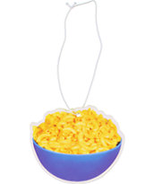 Archie McPhee Mac & Cheese Air Freshener