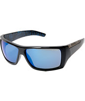 Arnette Hazard Gloss Black & Blue Sunglasses