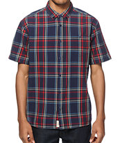 Artistry In Motion Plaid Button Up Shirt