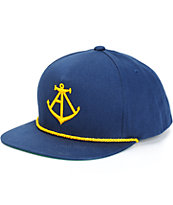 Ashbrook Anchor Snapback Hat