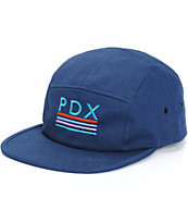 Ashbrook PDX 5 Panel Hat