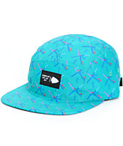 Ashbrook PDX Airport 5 Panel Hat