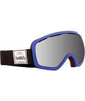Ashbury Bullet Dark Blue Snowboard Goggle