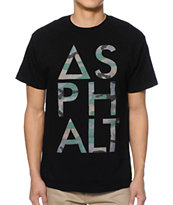 Asphalt Yacht Club Camo Knockout Tee Shirt