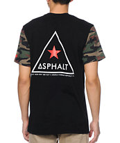 Asphalt Yacht Club Delta Force Tee Shirt