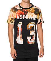 Asphalt Yacht Club Floral Varsity T-Shirt