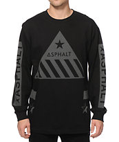 Asphalt Yacht Club Hazardous Long Sleeve T-Shirt