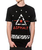 Asphalt Yacht Club King Cobra Star T-Shirt