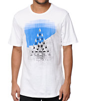 Asphalt Yacht Club Paper Planes T-Shirt