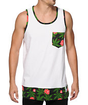 Asphalt Yacht Club Royal Kush Pocket Tank Top