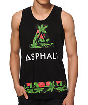 Asphalt Yacht Club Royal Kush Roman Tank Top