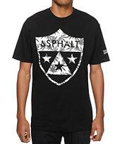 Asphalt Yacht Club x Snoop Dogg Crest Kush T-Shirt
