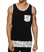 Asphalt Yacht Club x Snoop Dogg Lit Reflective Tank Top