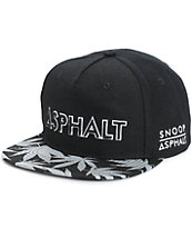 Asphalt Yacht Club x Snoop Dogg Lit Snapback Hat