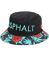 Asphalt Yacht Club x Snoop Dogg Puff Puff Pass Reversible Bucket Hat