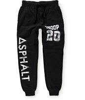 Asphalt Yacht Club x Snoop Dogg Reflective Jogger Pants