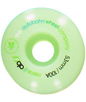 Autobahn Nexus Glow In The Dark 53mm Skateboard Wheels