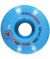 Autobahn Nexus Mixed Brights 52mm Skateboard Wheels