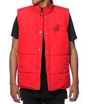 Back To The Hundreds Preserver Reversible Vest
