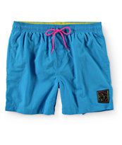 Bad Boy Club 16th St Volley Shorts