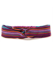 Baja Bags Multi Stripe Headband