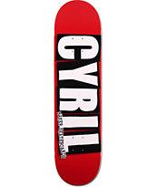 Baker CJ Logo 8.0 Skateboard Deck