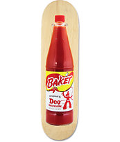 "Baker Dee Hot Sauce 8.25"" Skateboard Deck"