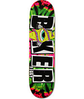 Baker Figgy Icon Tie Dye 8.25 Skateboard Deck