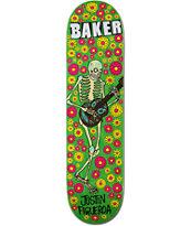 Baker Figgy Muertos 2 8.0 Skateboard Deck