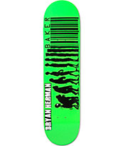 "Baker Herman Evolve 8.0"" Skateboard Deck"