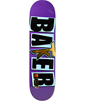 "Baker Kennedy Icon Purps 8.125"" Skateboard Deck"