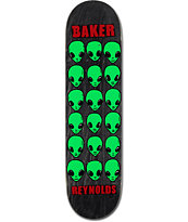 "Baker Reynolds Aliens 8.0"" Skateboard Deck"