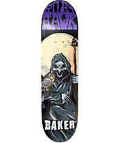 Baker Riley Hawk Reaper 8.25 Skateboard Deck