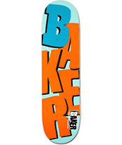 Baker Stacked 8.38 Skateboard Deck